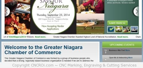 Greater Niagara Chamber of Commerce Member