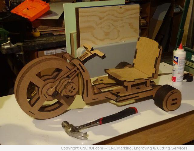 Wooden Big Wheels: Design, Cut & Build - CNCROi.com
