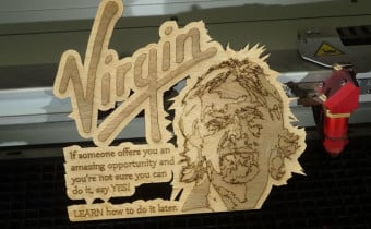 richard branson cnc laser cut