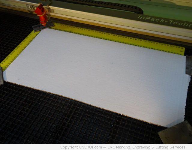cardboard cnc laser cutting