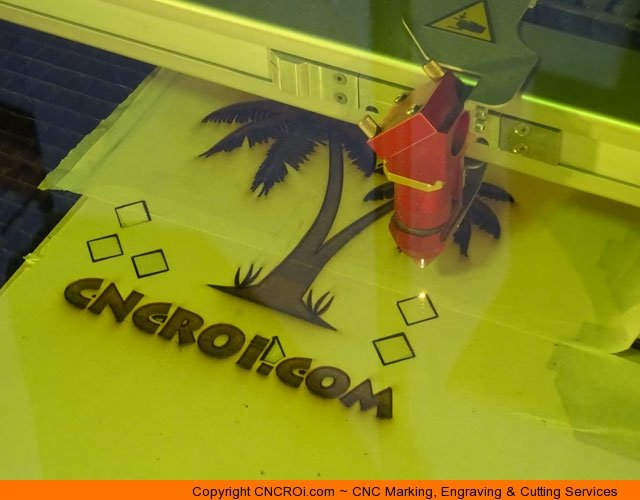 cnc laser cutting and engraving