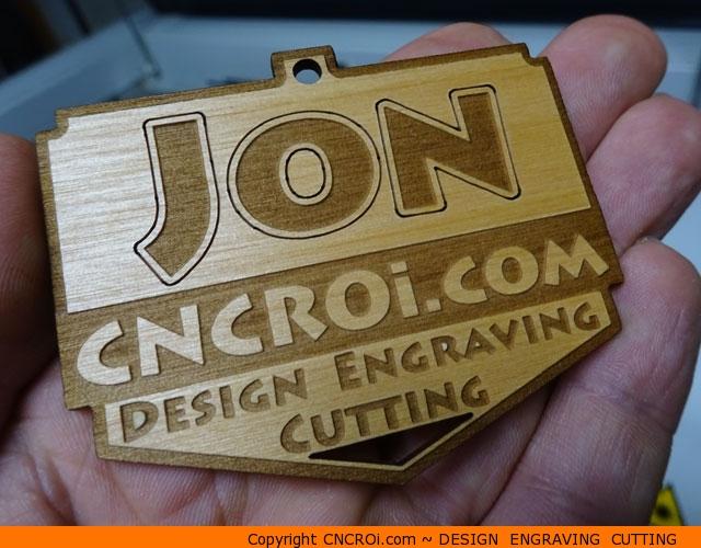 Custom Name Badge Options