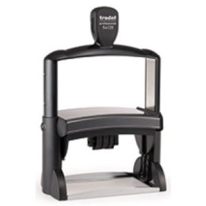 "4512-300x300 Trodat Professional ​54120 Custom Self-Inking Stamp (70 x 116 mm or 2.8 x 4.6"" with date)"