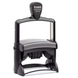 "trodat-54110-300x300 Trodat Professional 54110 Custom Self-Inking Stamp (55 x 85 mm or 2-5/32 x 3-5/16"" with date)"