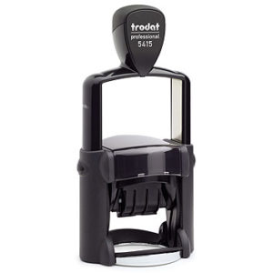"trodat-5415-300x300 Trodat Professional 5415 Custom Self-Inking Stamp (45 mm or 1-3/4"" diameter with date)"