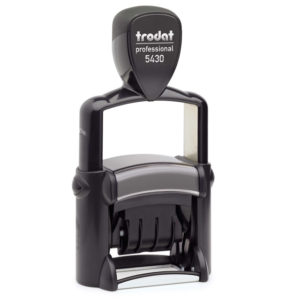 "trodat-5430-300x300 Trodat Professional 5430 Custom Self-Inking Stamp (24 x 41 mm or 1 x 1-5/8"" with date)"