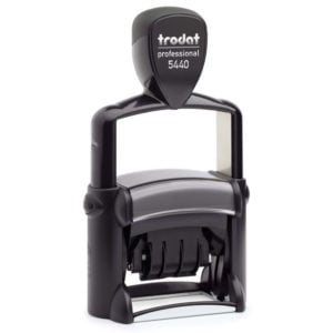 "trodat-5440-300x300 Trodat Professional 5440 Custom Self-Inking Stamp (28 x 49 mm or 1-1/8 x 2"" with date)"