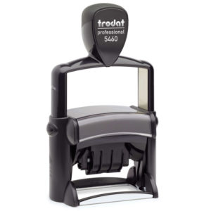"trodat-5460-300x300 Trodat Professional 5460 Custom Self-Inking Stamp (33 x 56 mm or 1-5/16 x 2-1/4"" with date)"