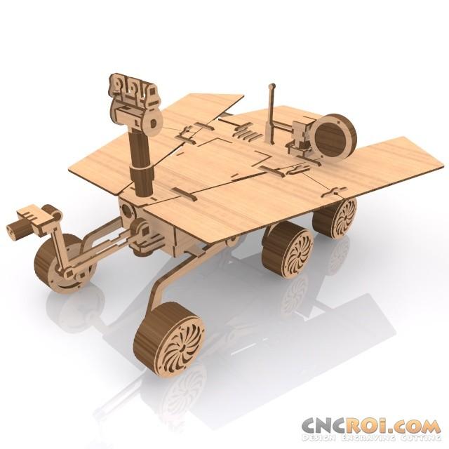 spirit rover model - photo #39